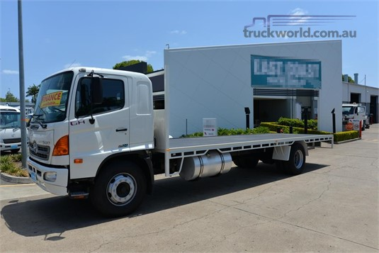 2008 Hino 500 Series GH - Trucks for Sale