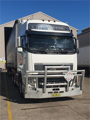 2011 Volvo FH13.540 - Trucks for Sale
