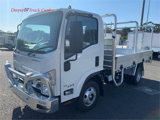 2020 Isuzu NPR 45 155 SWB Tradepack Dwyers Truck Centre - Trucks for Sale