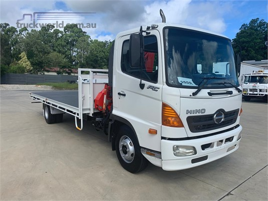 2005 Hino other - Trucks for Sale