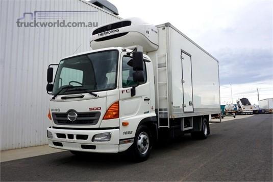 2016 Hino FC1022 - Trucks for Sale