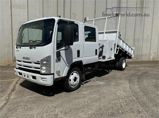 2008 Isuzu NQR 450 Crew - Trucks for Sale