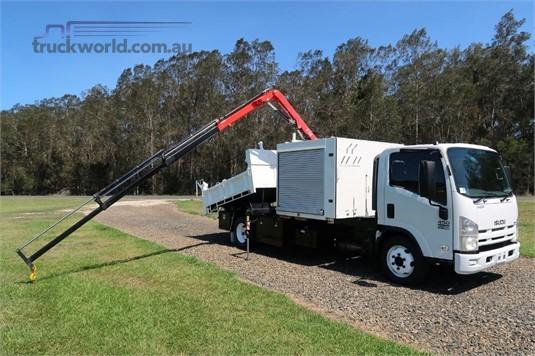 2012 Isuzu NQR 450 Long - Trucks for Sale