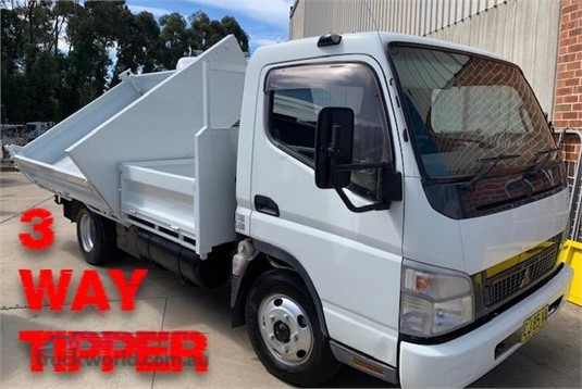2007 Fuso Canter Southern Star Truck Centre Pty Ltd - Trucks for Sale