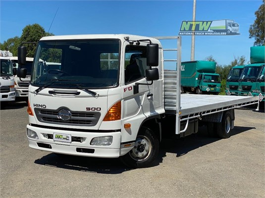 2014 Hino 500 Series 1124 FD National Truck Wholesalers Pty Ltd - Trucks for Sale
