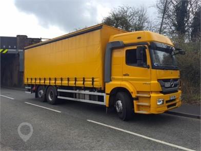2012 MERCEDES-BENZ AXOR 2533 at TruckLocator.ie