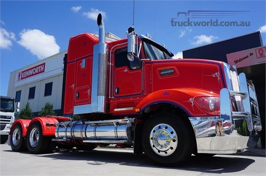 2014 Kenworth T609 - Trucks for Sale