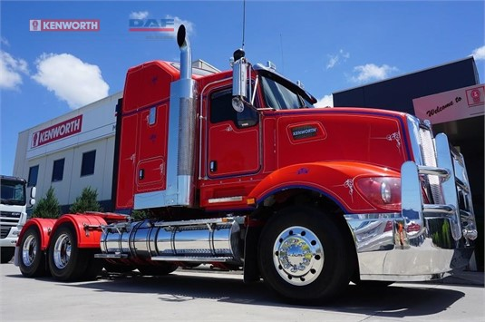 2014 Kenworth T609 Kenworth DAF Melbourne - Trucks for Sale