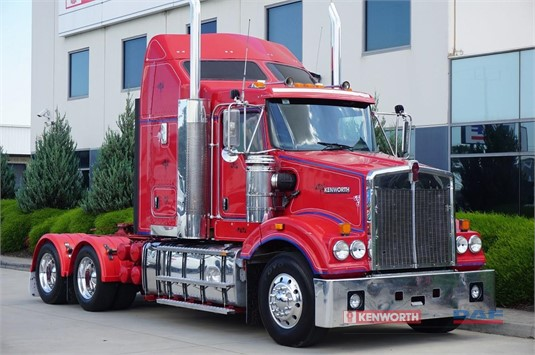 2014 Kenworth T409 SAR Kenworth DAF Melbourne - Trucks for Sale