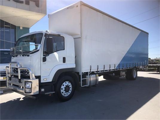 2016 Isuzu FVD - Trucks for Sale