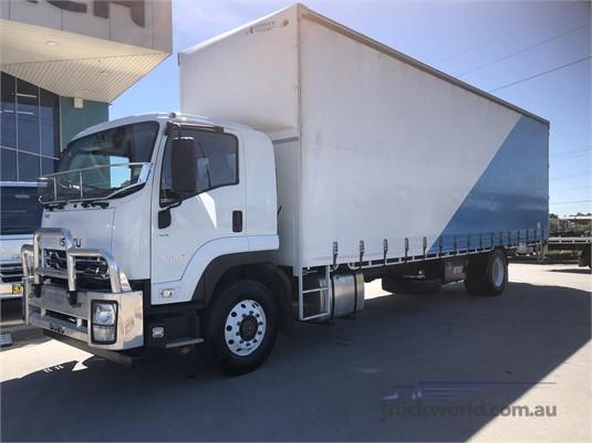2016 Isuzu FVD Gilbert and Roach - Trucks for Sale