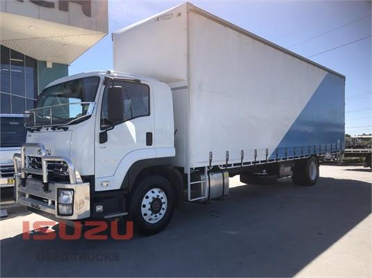 2016 Isuzu FVD Used Isuzu Trucks - Trucks for Sale
