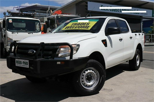 2012 Ford Ranger Px Xl Double Cab - Light Commercial for Sale