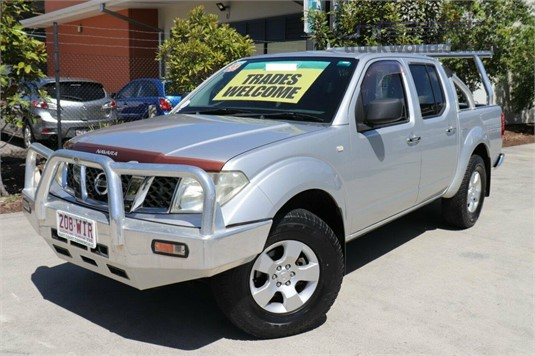 2009 NISSAN Navara D40 Rx - Light Commercial for Sale