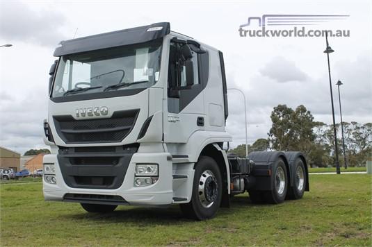 2019 Iveco Stralis ATi460 - Trucks for Sale