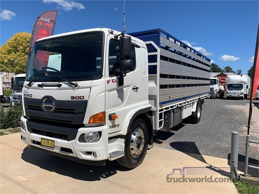 2017 Hino other - Trucks for Sale