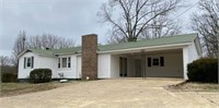 Real Estate Auction - 4 Homes Selmer, Bethel Springs & Ramer