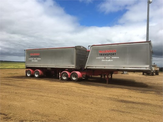 2005 Hamelex White other - Trailers for Sale