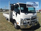 2016 Hino 300 617 Table / Tray Top Drop Sides