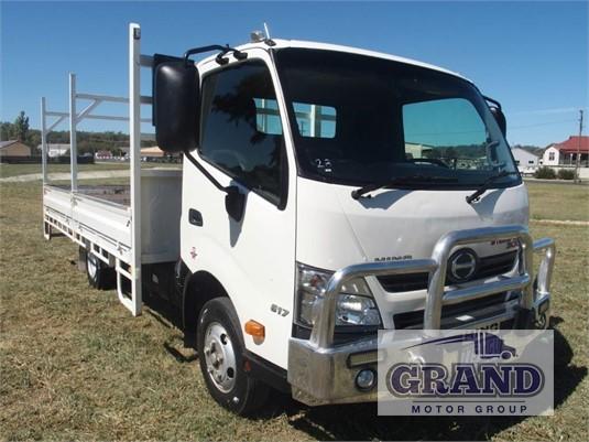 2016 Hino 300 617 Grand Motor Group - Trucks for Sale
