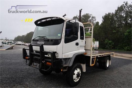 2000 Isuzu FTS 750 4x4 - Trucks for Sale
