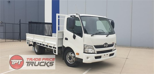 2012 Hino 300 917 Trade Price Trucks  - Trucks for Sale