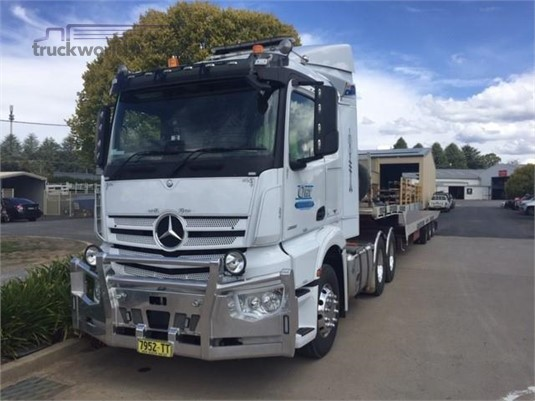 2018 Mercedes Benz other - Trucks for Sale