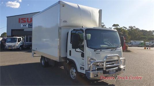 2018 Isuzu NPR 75 190 AMT MWB Dwyers Truck Centre - Trucks for Sale
