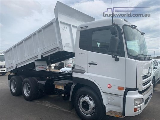 2010 UD GW400 South West Isuzu - Trucks for Sale