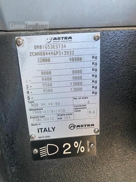 Astra HD8 84.44 Usato 2007 Puglia