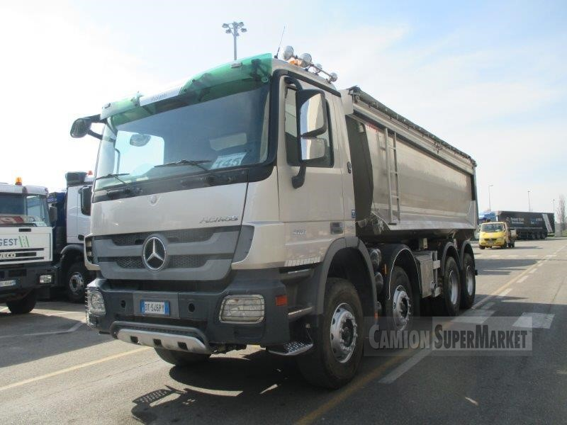 Mercedes-Benz ACTROS 4151 used 2010