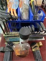 Misc Allen Keys and Shop Supply