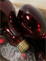 Heat Resistant Infrared Heat Lamp Bulbs