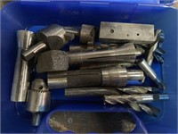 Cutters Reamers Chuck Collets
