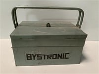 Bystronic Mechanics Tool Box and Contents