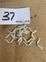 Large Lot of Window Clips and Fasteners