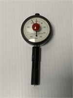 Type A Durometer Plastic/Rubber Hardness Tester