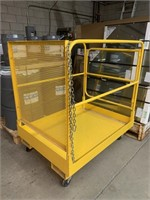 HD Forklift Safety Cage