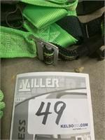 New Miller Safety Harness-Belt