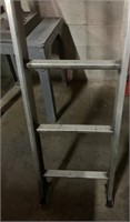 30+ Foot Aluminum Extension Ladder