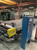 BYSTRONIC Glass Cutting/Breaking Table System