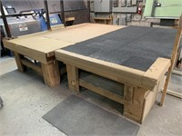 Pair of HD Work Tables