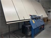 Channel Bending Parts Machine
