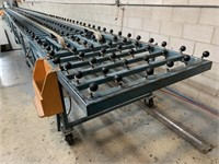 48 Ft Roller Conveyor Line