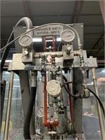Graco | Variable Ratio Sealant Mixing Station
