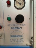 Helantec Gas Fill Machine
