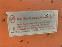 Rolltech Industries 4000Lb Capacity Boom