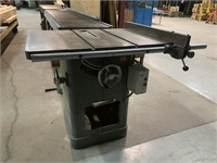 "HD Cast Iron Top 10"" Table Saw"
