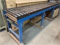 Sadler Gravity Roller Table