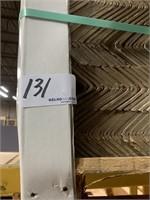 Large Lift of Cardboard Corner